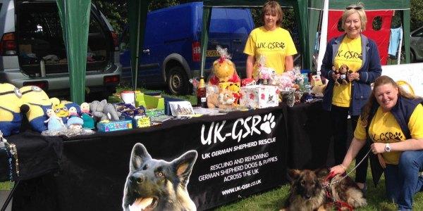 Grinshill Dog Rescue Shrewsbury