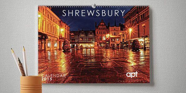 APT Photography - Shrewsbury Calendar
