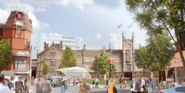 Shrewsbury Big Town Plan