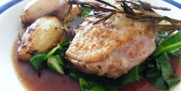 Duck Breast Cranberry Jus Taste Telford