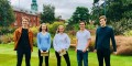 Shrewsbury School A level students are celebrating excellent results