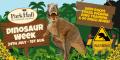 Dinosaur Week at Park Hall Countryside Experience