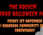 Join our Rockin Horror Halloween Party