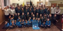 Image icon 1st Lilleshall & Muxton Scout Group celebrating their 40th year