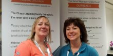 Carole Henderson and Phyl Edmonds wow NHS conference
