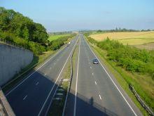 A5 Shrewsbury Bypass