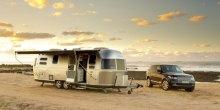 Airtsream 684 International travel trailer review