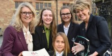 Adcote School wins ISA national award