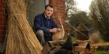 Historian and TV presenter Alex Langlands will be appearing at the Shrewsbury Festival of Literature