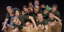 Improv group 'Box of Frogs'
