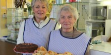 Joy Vance and Noreen Maddox, of The Market Buffet