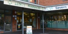 Pharmacists are concerned about the effectiveness of an NHS scheme in Shropshire compared to other counties