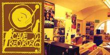 Cave Records Shrewsbury - vinyl record store