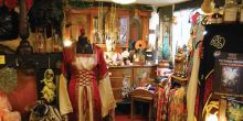 Cave Shrewsbury - esoteric centre and shop