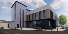 A turf cutting ceremony has marked the start of building work on the UK's first dedicated orthopaedic centre for Armed Forces veterans.