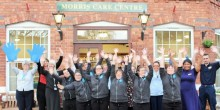 Derwen on Tour – Making Waves for Dignity at Morris Care Centre