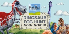 Poster for Dinosaur Egg Hunt