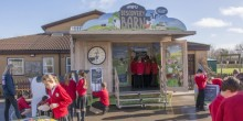Discovery Barn at Whittington C of E Primary School