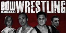 EDW Wrestling live in Shrewsbury