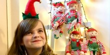 Help Santa find his elves in Shrewsbury