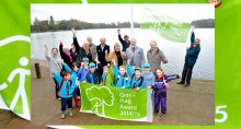 Ellesmere Green Flag Award