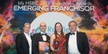 Radfield Home Care wins National Pretigious Award