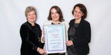 Shrewsbury College Marketing Team Receive National Award
