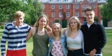 Shrewsbury School pupils celebrate impressive GCSE results