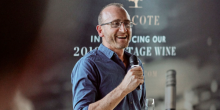 Hencote Estate winemaker Gavin Patterson
