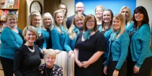 The team at Peakes Travel Elite