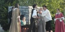 Heathcliff on stage