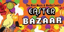 Easter Bazaar at the Hive in Shrewsbury