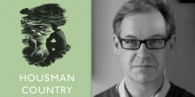 Author Peter Parker to give talk on Housman Country on October 12.