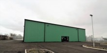 Warehouse at the Mile End Roundabout, Oswestry