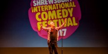Greg Davies at Shrewsbury International Comedy Festival