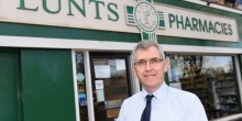 Ian Swindell of Lunts Pharmacies is warning people to leave plenty of time for repeat prescriptions as a new service is rolled out across Shropshire