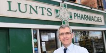 Ian Swindell from Lunts pharmacy is urging people to get their flu jab as the winter looks to be severe
