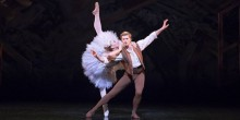 Scottish Ballet performing The Fairy's Kiss
