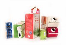 Tetra Pak cartons for recycling