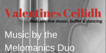 Event details  Valentines Ceilidh  Saturday 18th February- 7.30 pm to 11pm  Tickets £10 adults, £5 under 11's- includes buffet lunch.   Radbrook Community Centre, Radbrook Community Centre, Calverton Way, Radbrook Green Shrewsbury, SY3 6DZ.   For tickets or info visit   Or contact info@villagewater.org 01743241563