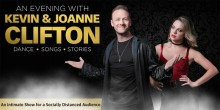 An Evening with Kevin and Joanne Clifton - for a socially distanced audience
