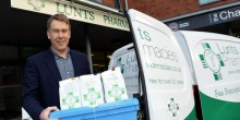 Martin Lunt, who runs Lunts Pharmacies across Shropshire, welcomes NHS plan to limit prescriptions
