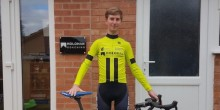 Liam Holohan is aiming to become the first British person to win the 'Etape du Tour'