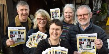 Business sponsors boost Shrewsbury Festival of Literature