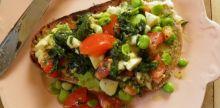 Love Food Hate Waste Bruschetta Recipe