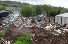 Ludlow Commercial Waste Site