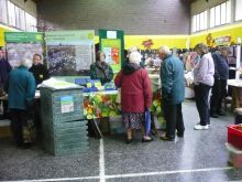 Master Composters at Whitchurch event