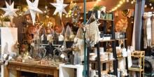 Christmas at Mistilley in Shrewsbury Market Hall