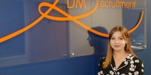 Mollie'Ann Grant from DM Recruitment in Shrewsbury