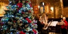 Shrewsbury Abbey to host caring Christmas celebration
